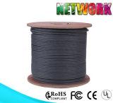 305m RJ45 Bandspule Hochgeschwindigkeits2pair CAT6 UTP LAN-Kabel