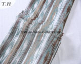 Il disegno lungo del tessuto del jacquard del sofà della banda in 2016
