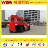 12 Tonnen Dieselkran-, Steinmaterialtransport-Maschine konzipiert als Sard, verwendet am Steinfaktor für anhebende Granit-und Marmor-Platte
