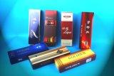 Los productos del empaquetado y de la impresión, rectángulo del cigarrillo, empapelan el material