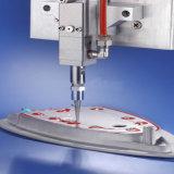 Einzelne Hauptklebende Tischplattenmaschine/Verteilungs-Roboter, der Zufuhr klebt