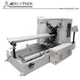 UPVC máquina para fabricar tuberías con regulación automática de controlador PLC