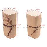Rectángulo de madera del corcho de la buena calidad con diversa insignia (WB-01)