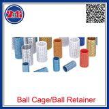 La gabbia di cuscinetto a sfere di alluminio della varia della sfera d'acciaio gabbia di plastica del fermo per la pressofusione
