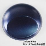 Alquiler de modificar el color azul Oxford envolviendo la película de vinilo