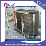 El pato de Pekín de acero inoxidable de Gas Horno asador de pollo de la máquina Broast