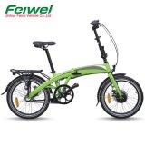 Спрятанная батарея складывая электрический Bike с En15194 (FR-TDN15Z)
