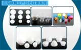 Macchina di modellatura della plastica LED della lampadina delle coperture del coperchio del colpo automatico dell'animale domestico