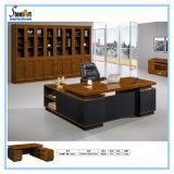 사무용 가구 나무로 되는 두목 행정실 테이블 (FEC-3128)