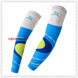 Fútbol Baloncesto elástico de Alta protección UV Deportes personalizados funda de brazo de compresión