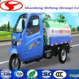 Перевозка/нагрузка закрытых/Shifeng Biogas Slurry нагнетая оборудования/носят для трейлера Carbage Уилера 500kg -3tons 3