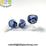 2018 Hotsell Recipientes de cristal de gama alta del globo ocular para fumar los tubos de agua / Vasos de precipitado de 14 mm/Conjunto de 18mm
