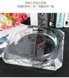 Cinzeiro de cristal de vidro elegante individualidade Sala Grande de cigarros do código de Dom criativas europeias a personalização de negócios