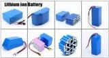 18650 pacchetto della batteria ricaricabile dello ione del litio di 12V 50ah per l'indicatore luminoso di via solare