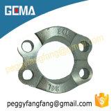 Collier de serrage de la bride fendue en acier inoxydable flexible hydraulique de filetage de raccord banjo à haute pression
