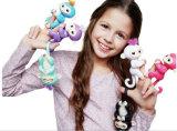 새로운 도착 크리스마스 선물 귀여운 대화식 작은 물고기 아기는 장난감을 Monkeys