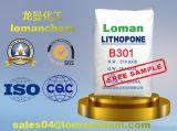 Lithopone B301 de qualité pour l'enduit et les peintures