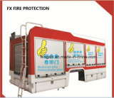 Rolamento da impermeabilização da segurança do caminhão acima das portas (liga de alumínio)
