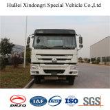 Carro del tanque resistente de almacenaje de combustible de la mano izquierda