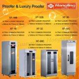 precio de fábrica de la bandeja de 32 de la masa de pan Proofer eléctrico