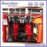 2literおよび5liter HDPE PP PVCびんのブロー形成機械