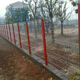 PVC上塗を施してあるヨーロッパの塀またはオランダの金網の塀