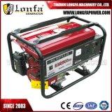 Портативный генератор газолина Sh5900dxe производя комплект