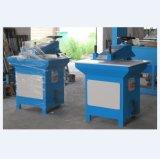 Máquina cortando hidráulica da imprensa de Clicker Footware
