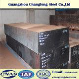 spezieller flacher Stahlstab 1.2083/420/S136 für Edelstahl