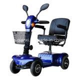 Quatro Rodas Scooter eléctrico para idosos e deficientes St098