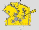 Trituradora de martillo de impacto para triturar piedra dura Shale