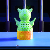 Принтер размера 3D размера 27X28X30cm Fdm печатание сопла высокой точности безопасности двойной более большой