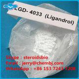 Uso oral Sarms Ligandrol CAS 11165910-22-4 Lgd-4033 para o desperdício do músculo