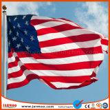 Непосредственно на заводе высокое качество Wind-Firm большие пользовательские флаги