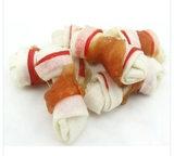 """"""" Mint косточка 2.5 завязанная мукой с обслуживанием собаки цыпленка зубоврачебным"""