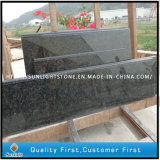 Kitchen 의 섬, Vanity를 위한 조립식 Ubatuba Green Granite Counter Tops