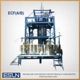 Ecf-S/E voll automatische Vertikale PU-schäumende Maschine