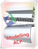 Panneau en bois d'ACP de surface de modèle