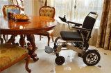 Кресло-коляска 2017 привода электричества здравоохранения утверждения SGS Ce облегченная складывая