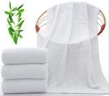 100%년 면 5 별 호텔 백색 목욕 수건 70X140cm