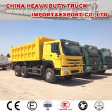 Sinotruk HOWO 6X4615.47 DEO 371HP 20cbm Camion-benne
