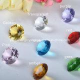 Grande artesanais K9 Diamante de cristal para moldar favores casamento dom