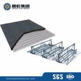 Decking composé d'armature de barre en acier pour la construction élevée