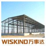 Q235 T345 El bastidor de acero prefabricados para talleres