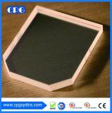 57X48X6mmの石英ガラス1550/670/520nmの高反射光学Windows