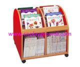 Детей школьного возраста деревянные устроили книжной полке (HG-6103)