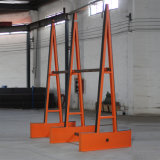 Unterstützender Rahmen für Glasschneiden-System