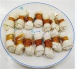 """Зубоврачебный тип 2.5 """" собачья еда заедок косточки двойных цветов зубоврачебная завязанная"""