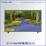 """49 """"FHD DVB-S S2 T2-Digital Dled Fernsehapparat-hohe Leistungsfähigkeits-videokodierung H. 265"""