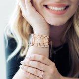 Vendas del reemplazo del brazalete de las mujeres de la manera con la correa de Bling del Rhinestone para el reloj de Apple